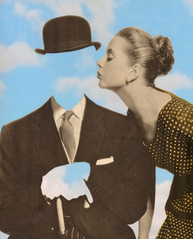 Joe Webb - Kissing Magritte
