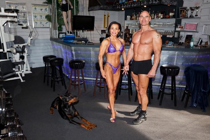 Marieke de Bra - Bodybuilders