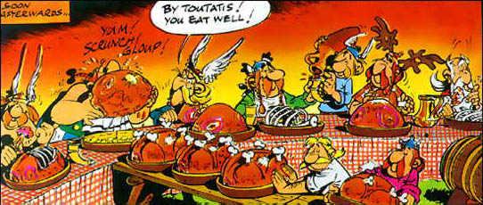 asterix-zwijn