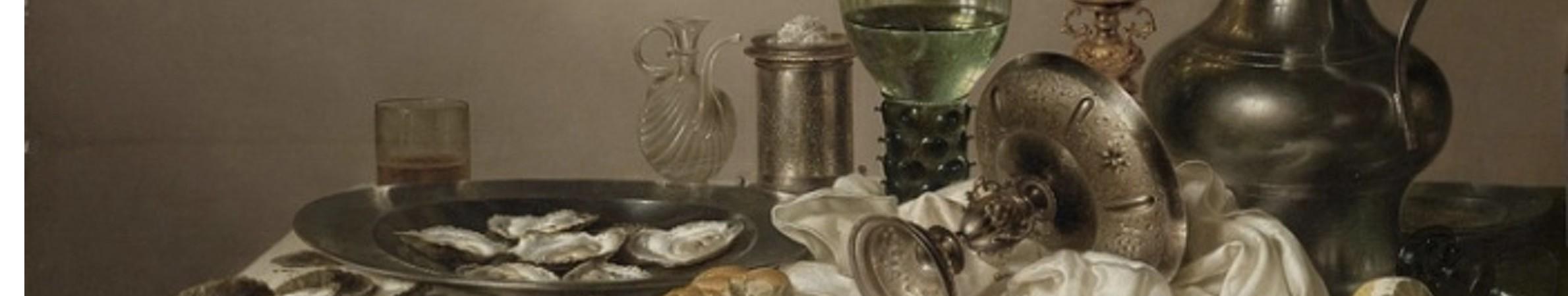 geopende oester met parel